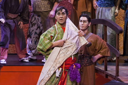 The Mikado (2014)